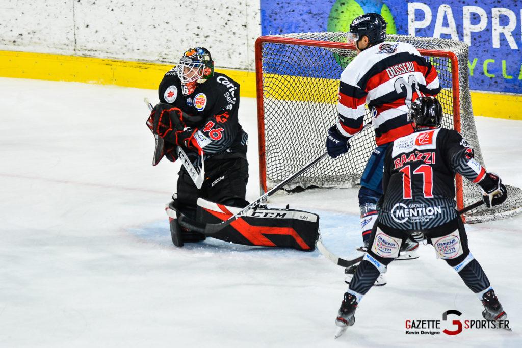 hockey gothiques vs angers amical kevin devigne gazettesports 27