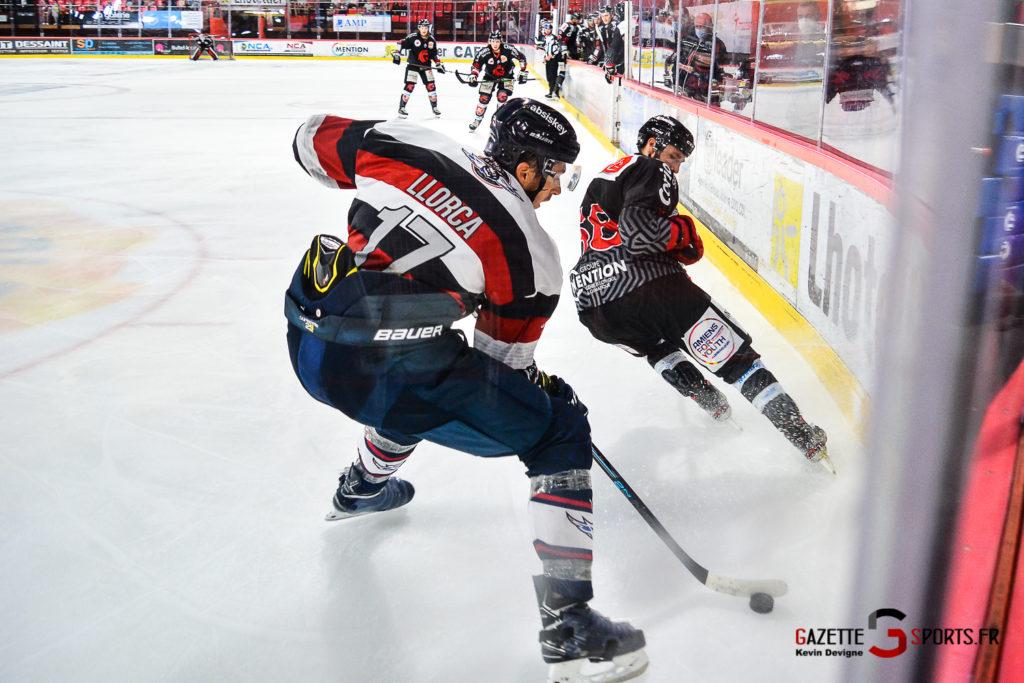 hockey gothiques vs angers amical kevin devigne gazettesports 44