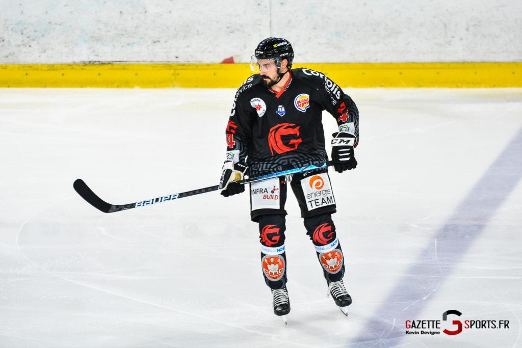 hockey gothiques vs angers amical kevin devigne gazettesports 46