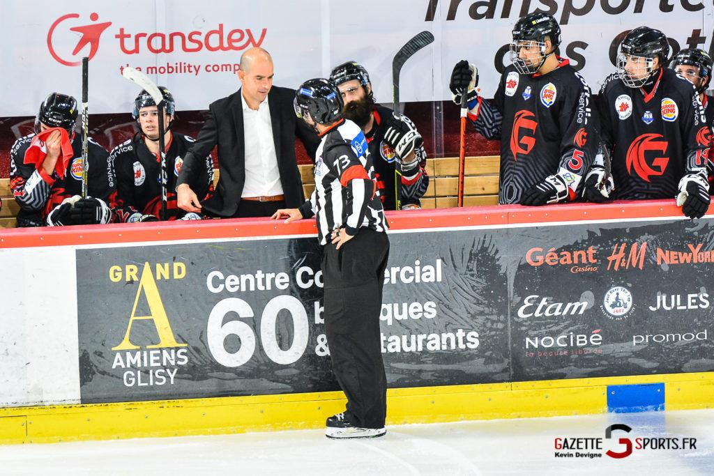 hockey gothiques vs angers amical kevin devigne gazettesports 48
