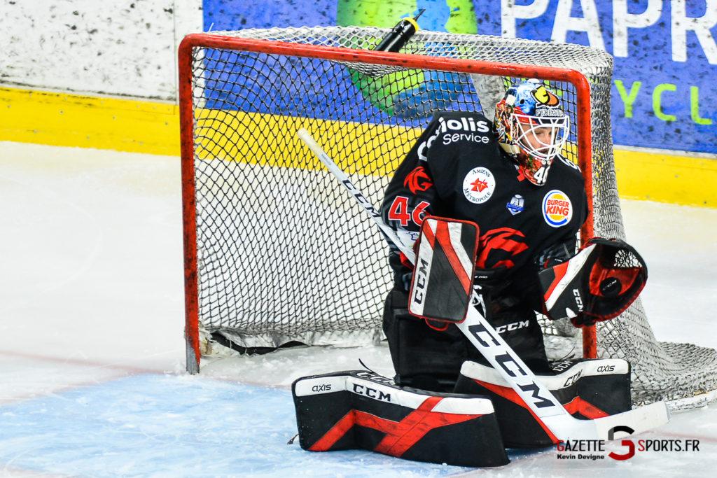 hockey gothiques vs angers amical kevin devigne gazettesports 49