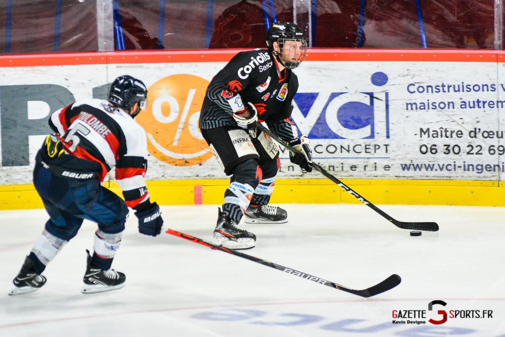 hockey gothiques vs angers amical kevin devigne gazettesports 51