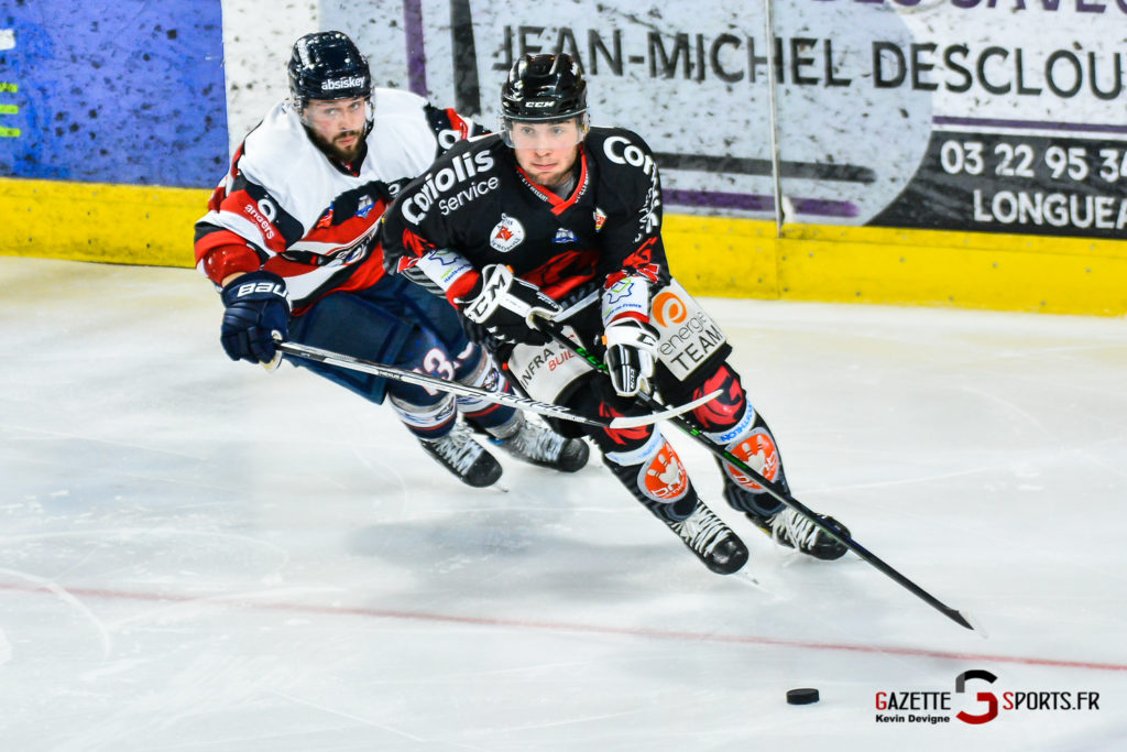 hockey gothiques vs angers amical kevin devigne gazettesports 52