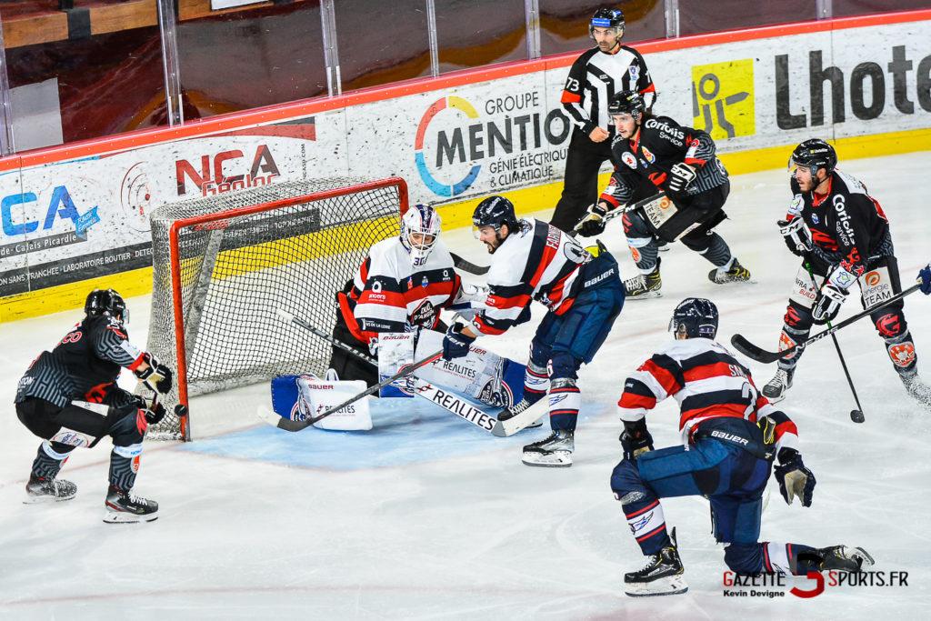 hockey gothiques vs angers amical kevin devigne gazettesports 55