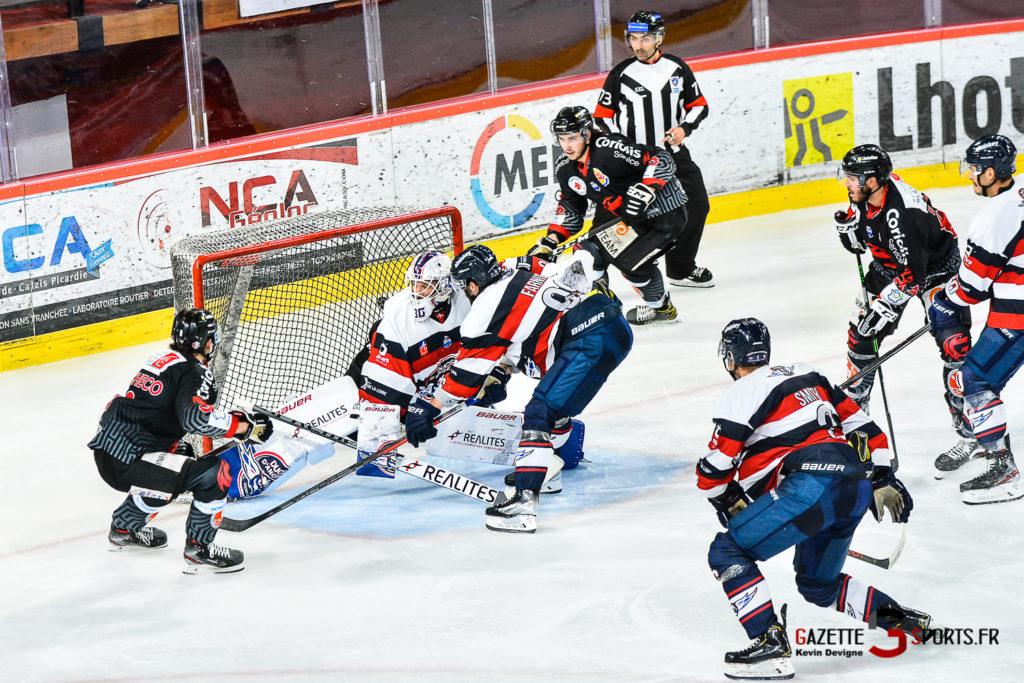hockey gothiques vs angers amical kevin devigne gazettesports 56