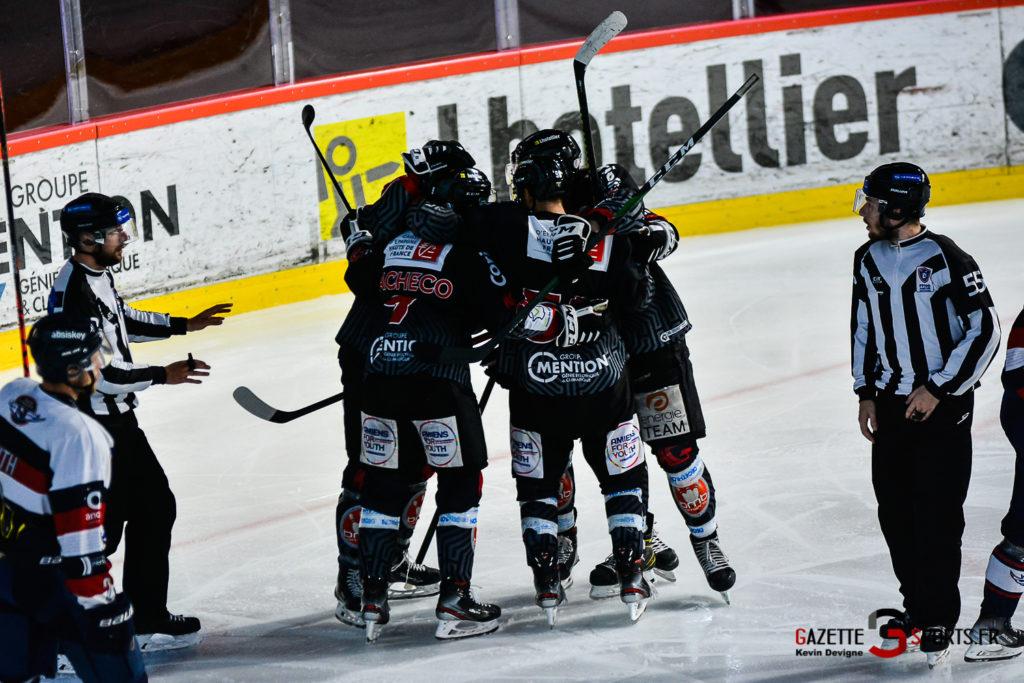 hockey gothiques vs angers amical kevin devigne gazettesports 57