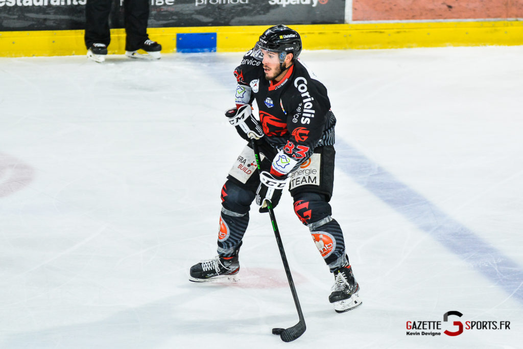 hockey gothiques vs angers amical kevin devigne gazettesports 64