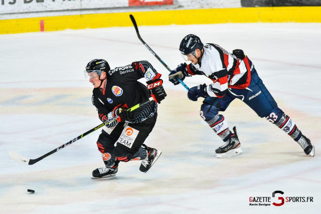 hockey gothiques vs angers amical kevin devigne gazettesports 66