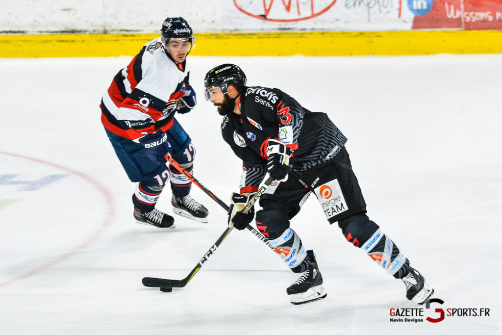 hockey gothiques vs angers amical kevin devigne gazettesports 69