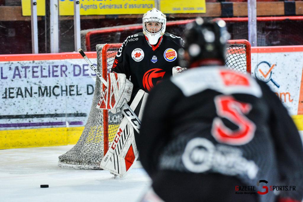 hockey gothiques vs angers amical kevin devigne gazettesports 8