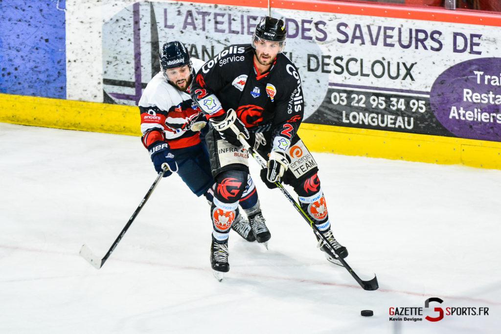 hockey gothiques vs angers amical kevin devigne gazettesports 80