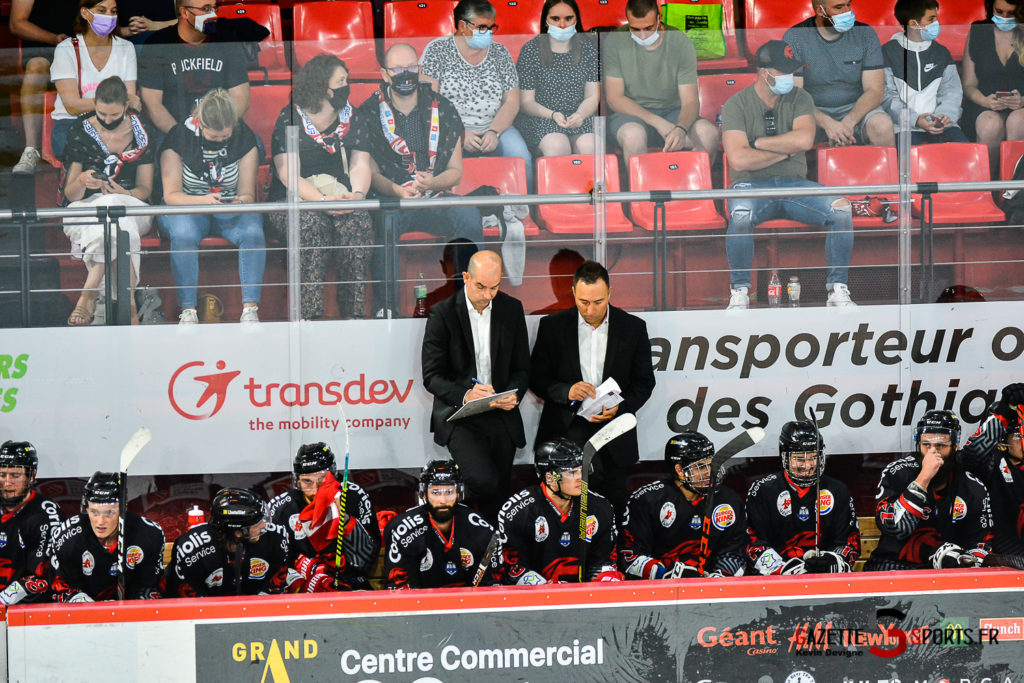 hockey gothiques vs angers amical kevin devigne gazettesports 81