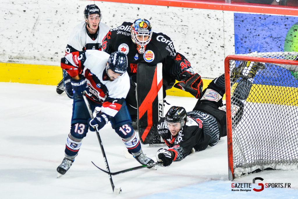 hockey gothiques vs angers amical kevin devigne gazettesports 83
