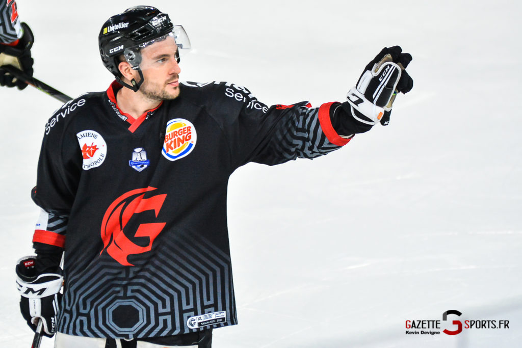 hockey gothiques vs angers amical kevin devigne gazettesports 85