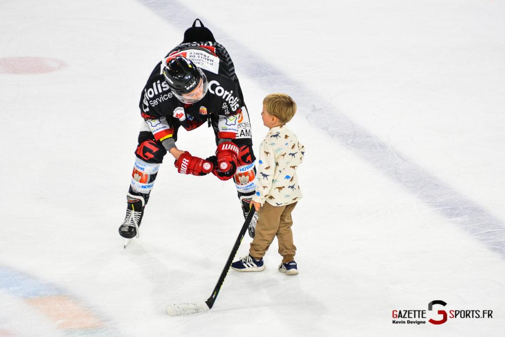 hockey gothiques vs angers amical kevin devigne gazettesports 91
