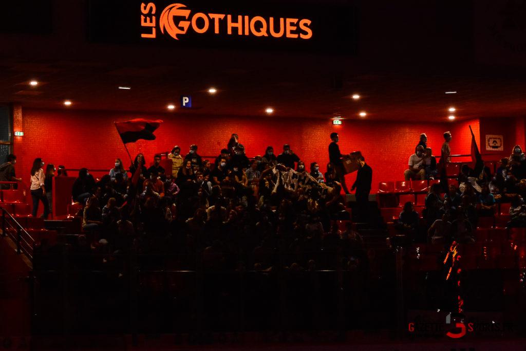 hockey j1 gothique vs angers kevin devigne gazettesports