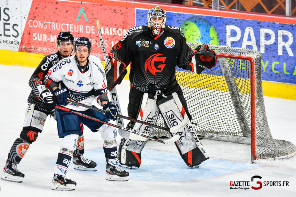 hockey j1 gothique vs angers kevin devigne gazettesports 21