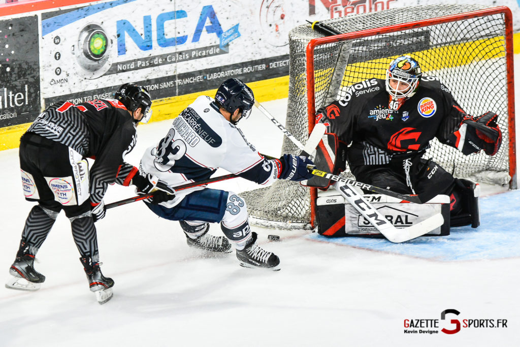 hockey j1 gothique vs angers kevin devigne gazettesports 24