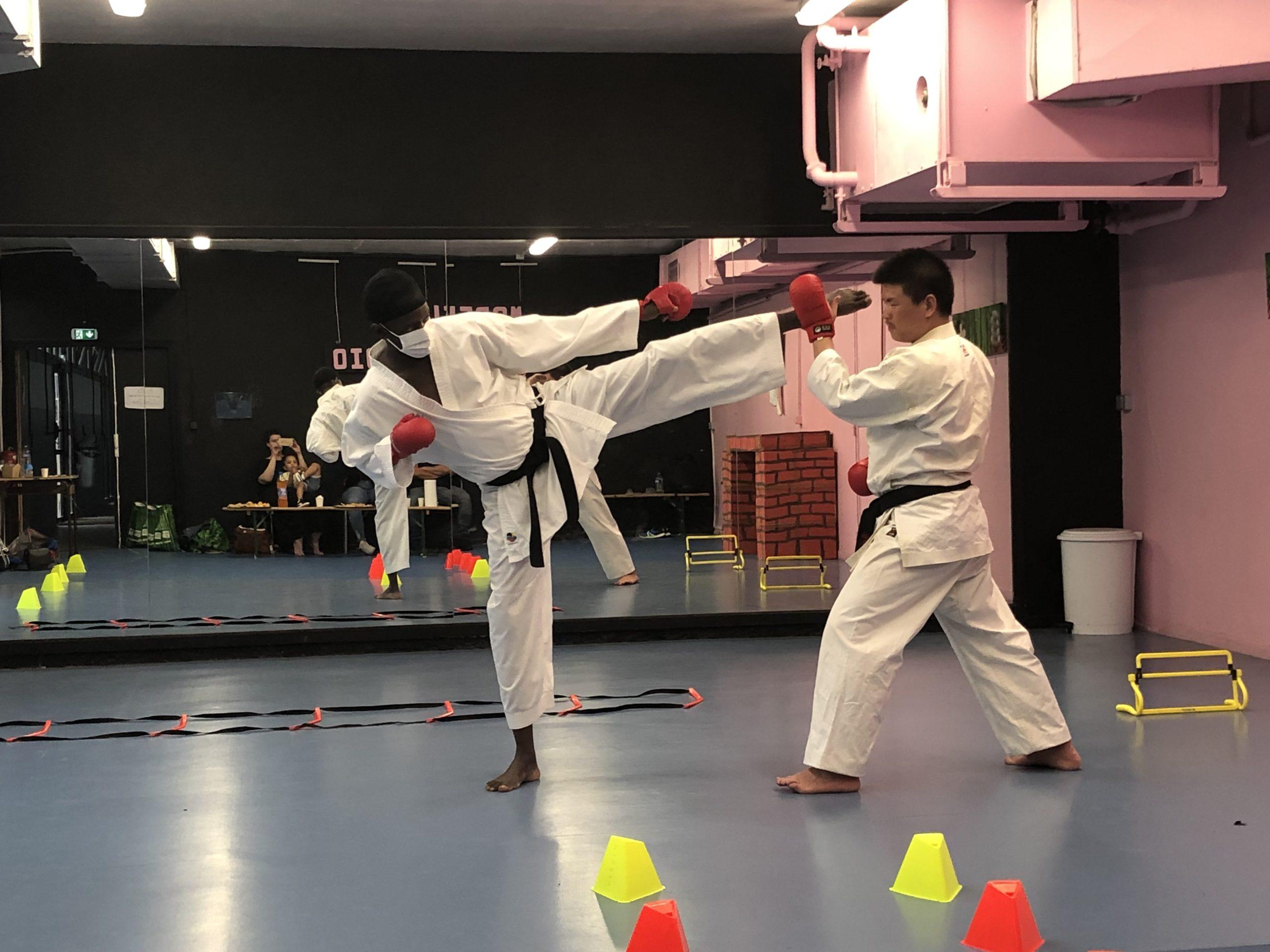 KARATE: Shotokan karate is coming to Amiens!