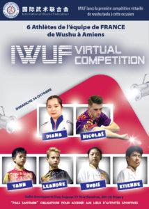 iwuf virtual compétition