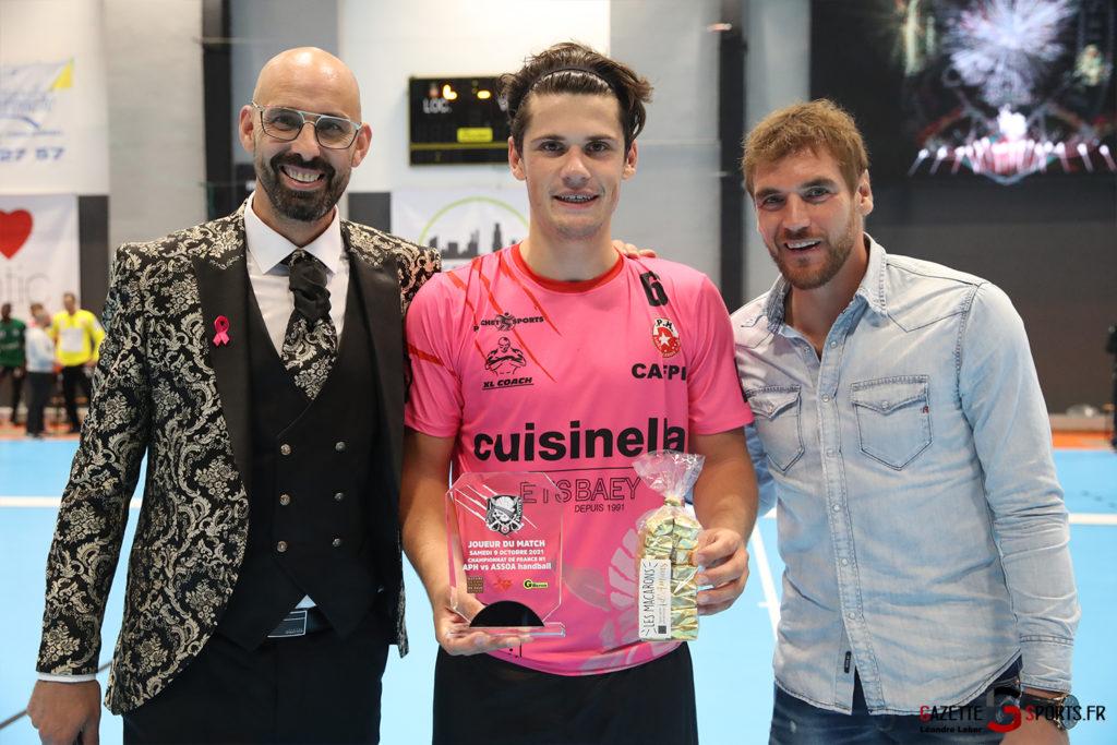 handball aph st ouen l'aumône leandre leber gazettesports (3)